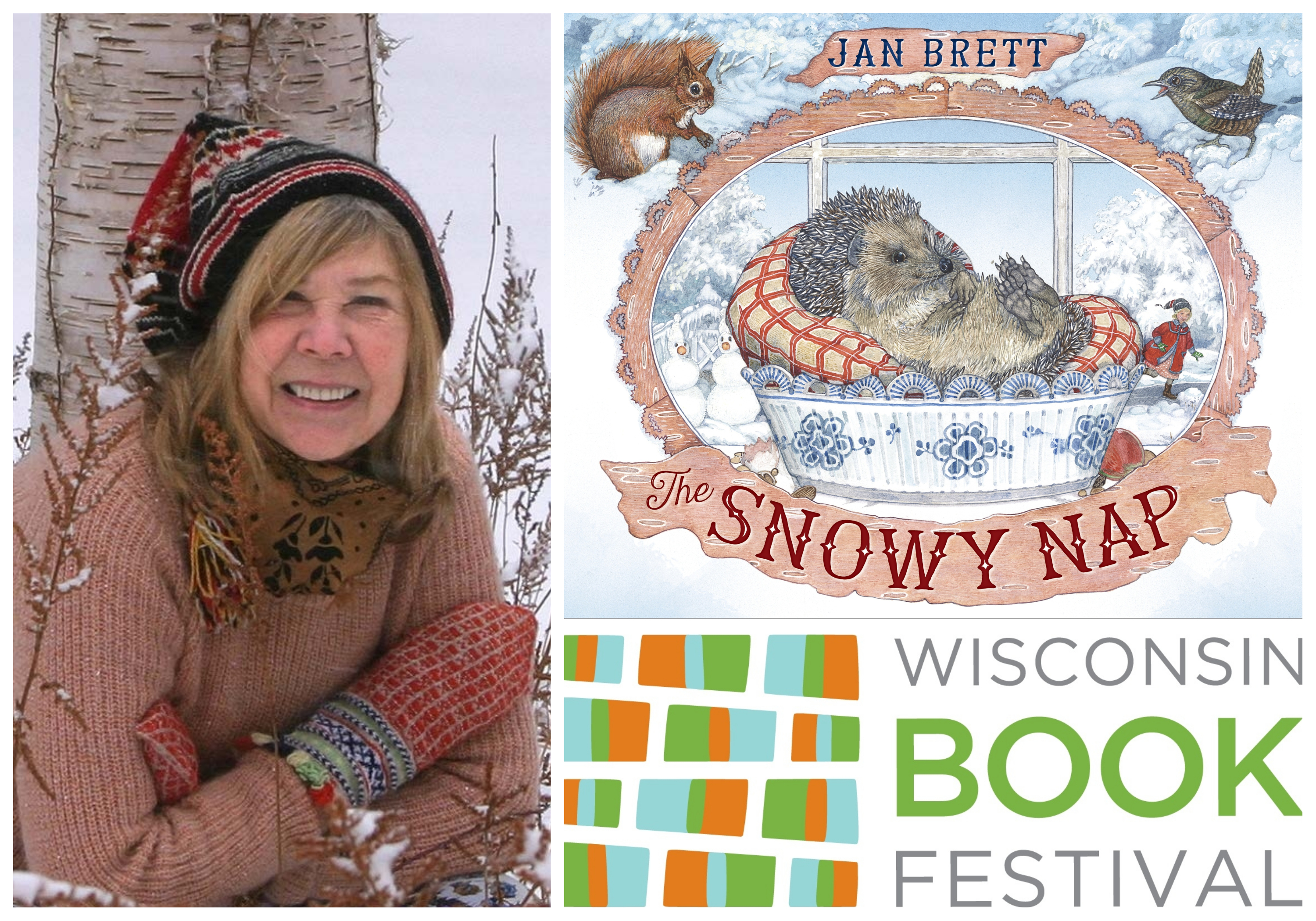 Jan Brett event