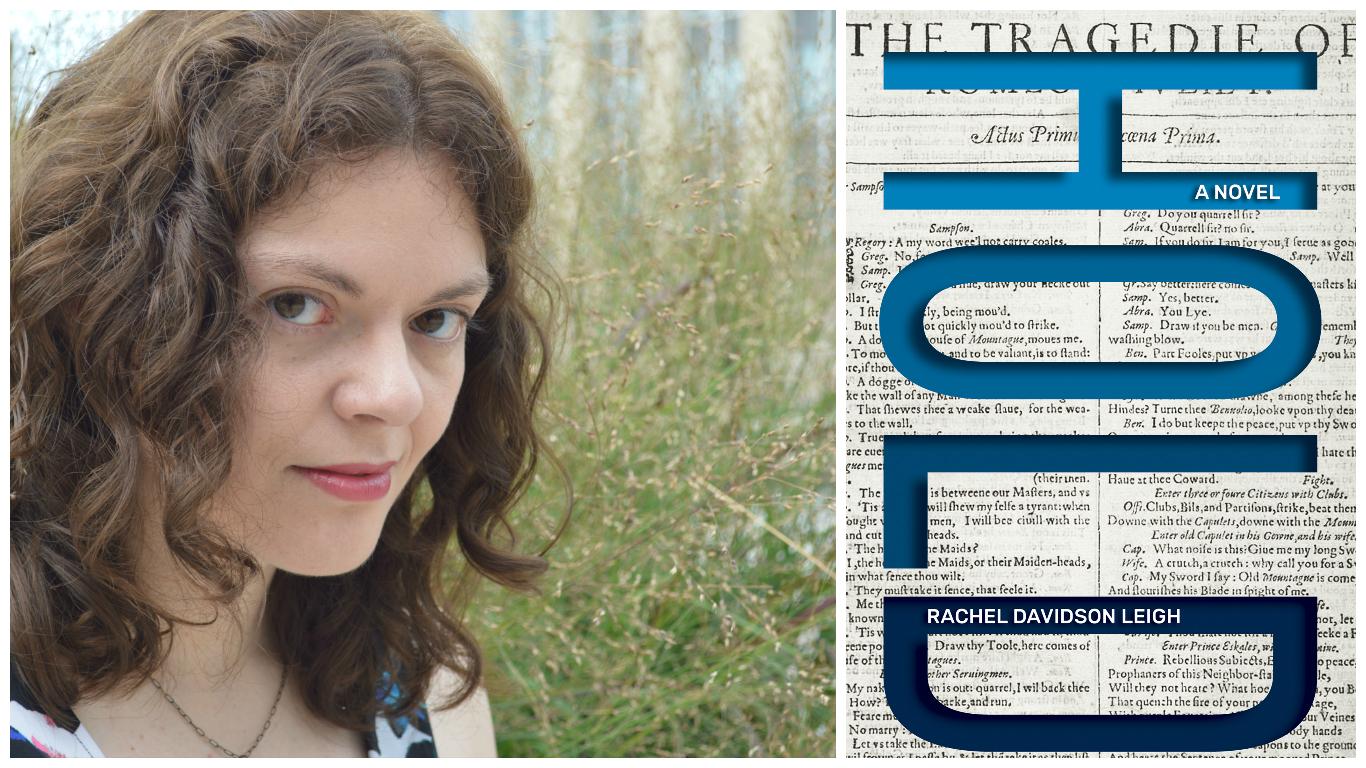 Rachel Davidson Leigh, author of Hold