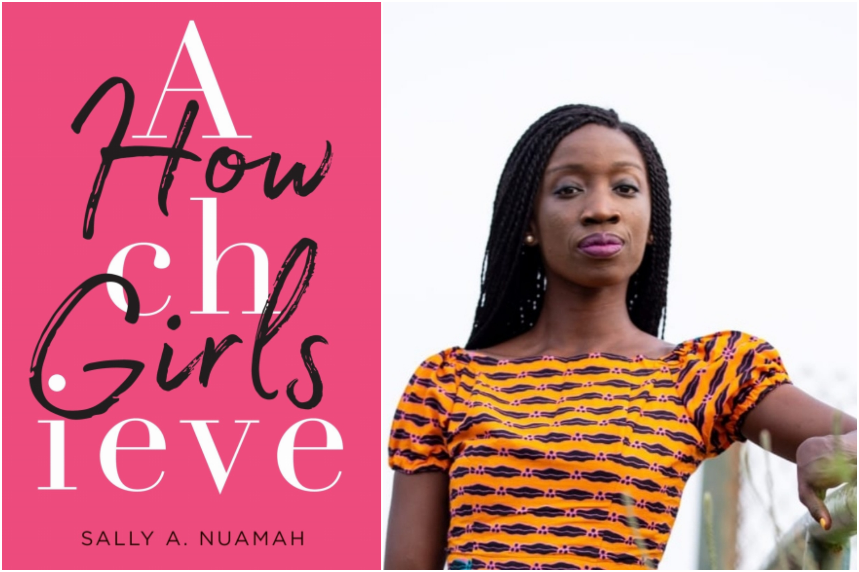 CANCELLED - Sally Nuamah, author of How Girls Achieve | A Room Of One's Own  Books & Gifts