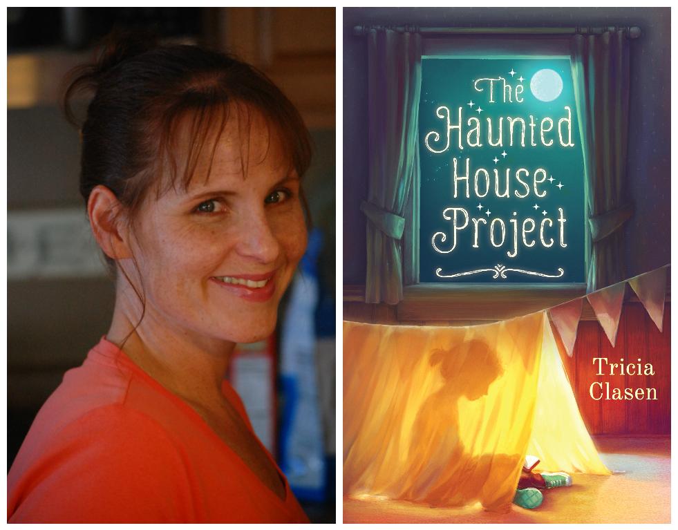 Tricia Clasen author event