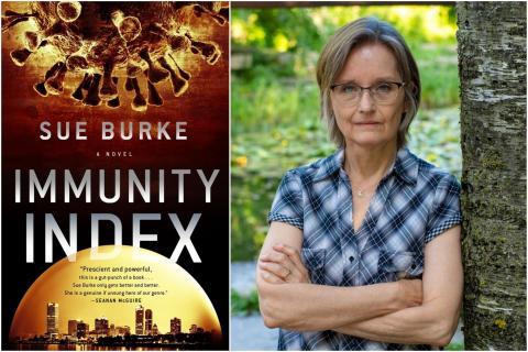 Sue Burke event