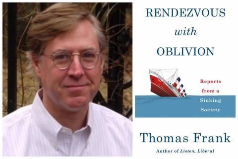 Thomas Frank author photo