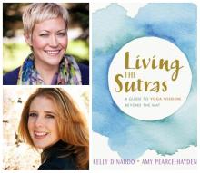 Living the Sutras author event
